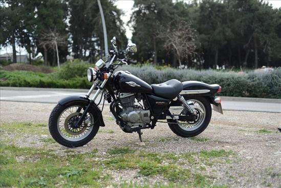 סוזוקי GZ250 1999 יד  2
