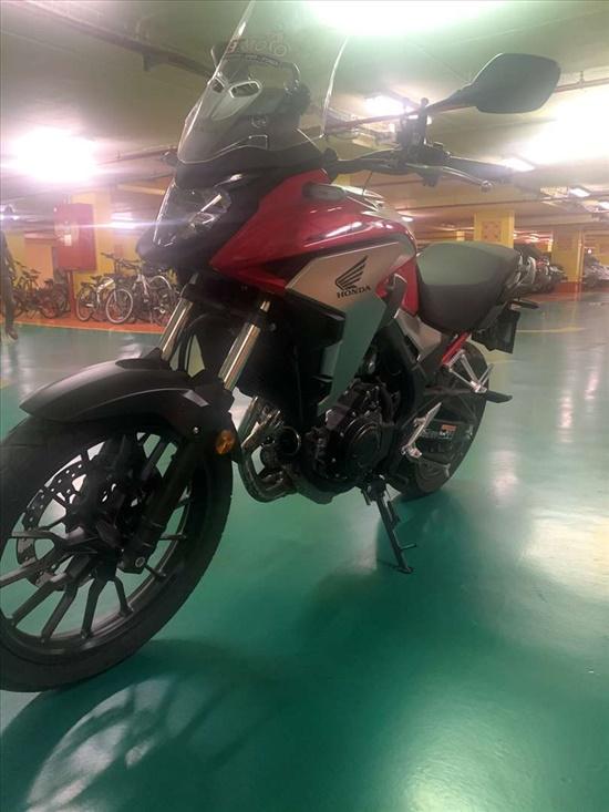הונדה CB500X 2021 יד  1