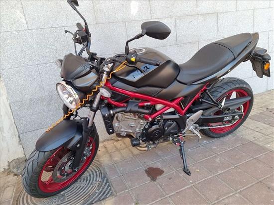 סוזוקי SV650A 2020 יד  1