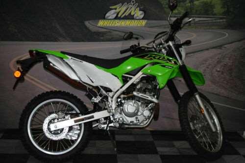 קוואסאקי KLX250R 2008 יד  1
