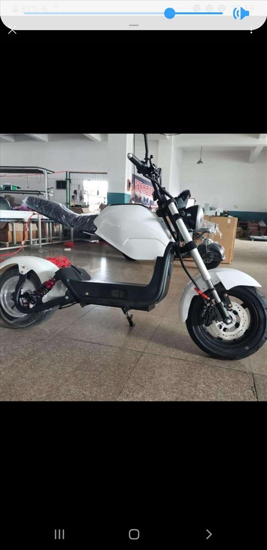 זירו - אופנועים חשמליים S 2015 יד  1