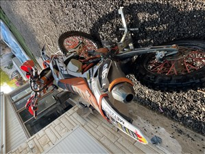 ק.ט.מ / KTM EXC 450 פקטורי 2012 יד 10