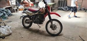 הונדה XR600R 1997 יד 5