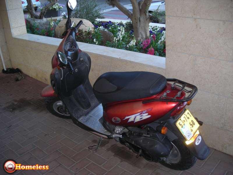 סופר קימקו טופ בוי 50 למכירה | קטנועים יד 2 הומלס EE-92