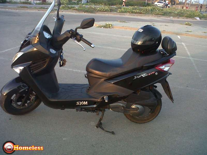 סאן-יאנג ג'וי רייד 125
