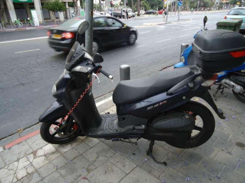 סאן-יאנג HD125