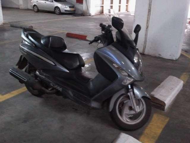 סאן-יאנג ג'וי-מקס 250
