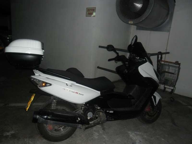 קימקו Xciting 300i
