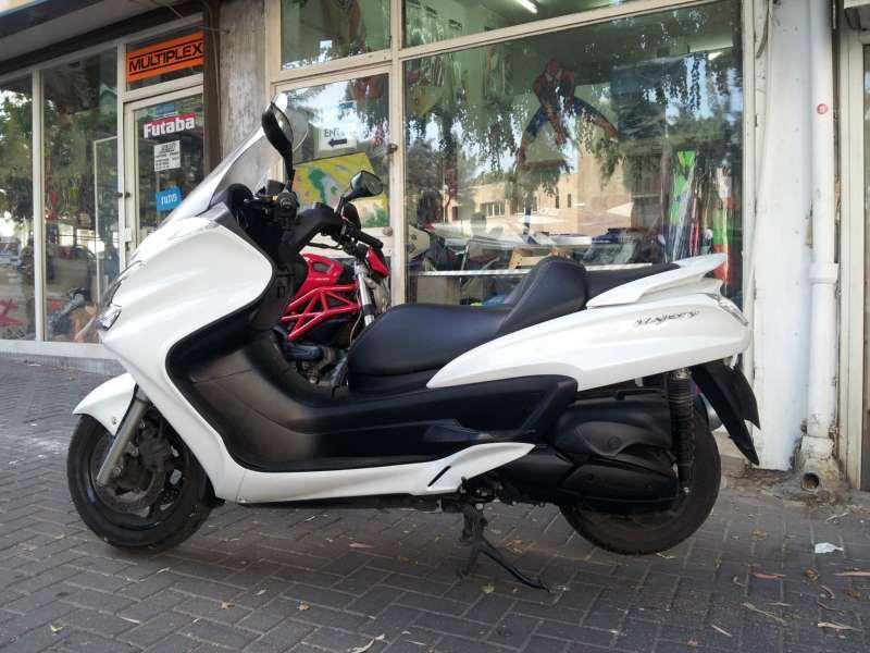 ימאהה מג'סטי 125
