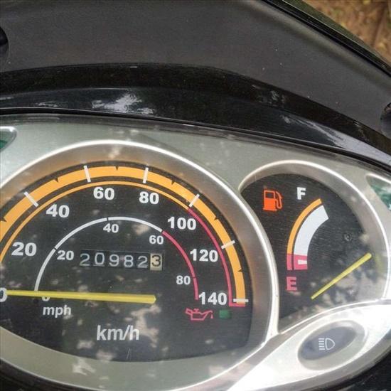 סאן-יאנג VS125 2008 יד  4