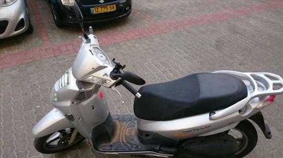 סאן-יאנג HD125 2009 יד  1