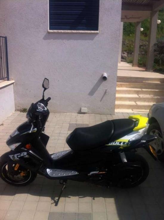 TGB RS303 125  2012 יד  1