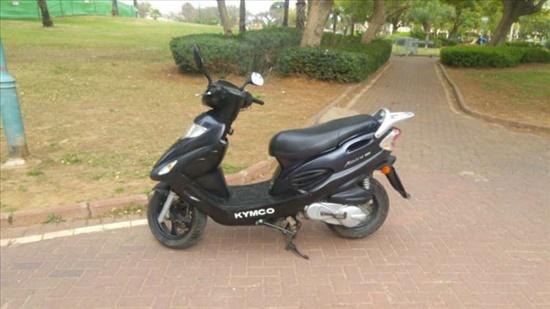 קימקו מובי 125XL 2012 יד  2