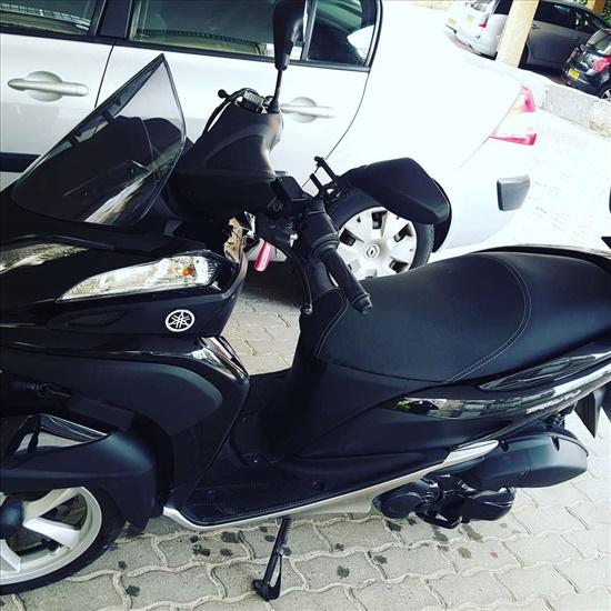 ימאהה X-City 125 2015 יד  1