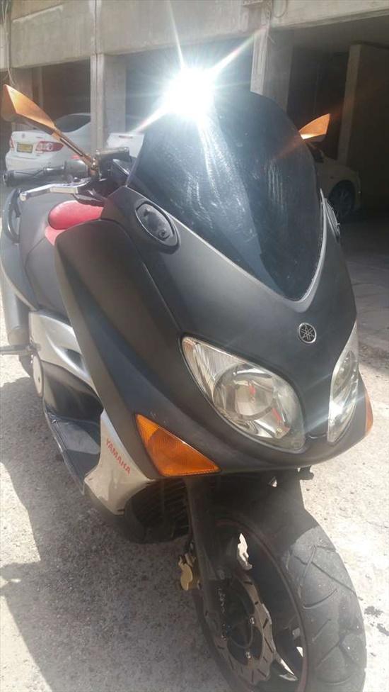 ימאהה T-Max 500 2006 יד  10