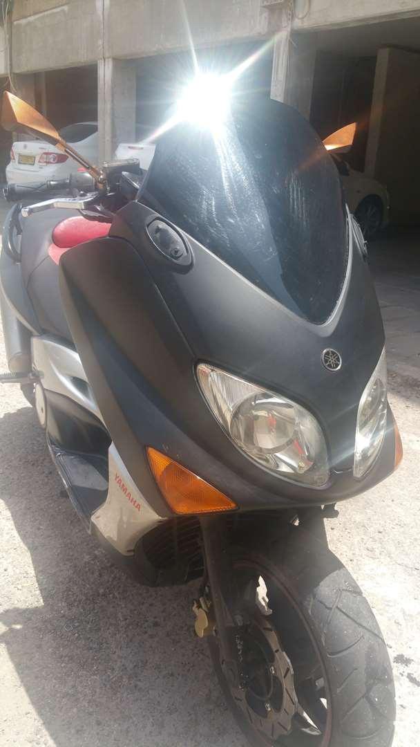 ימאהה T-Max 500