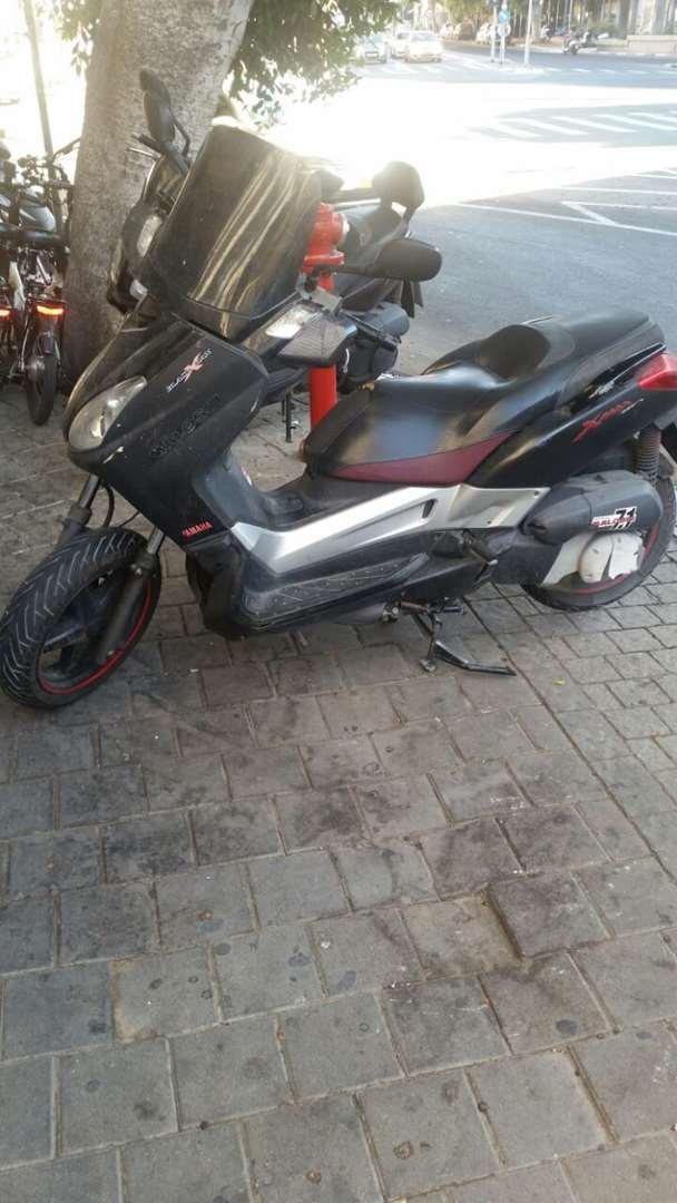 ימאהה X-Max 125