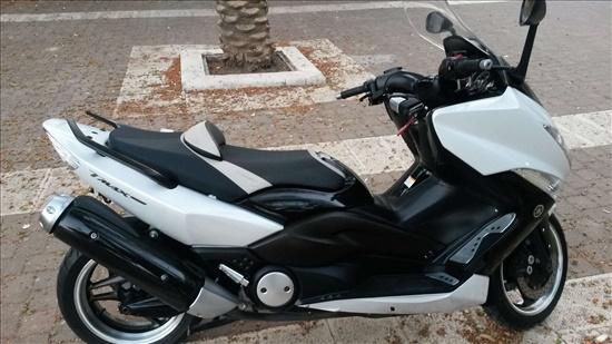 ימאהה T-Max 500 2011 יד  5