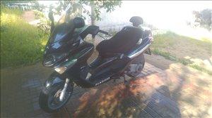 פיאג`ו X-EVO 250 2010 יד 1