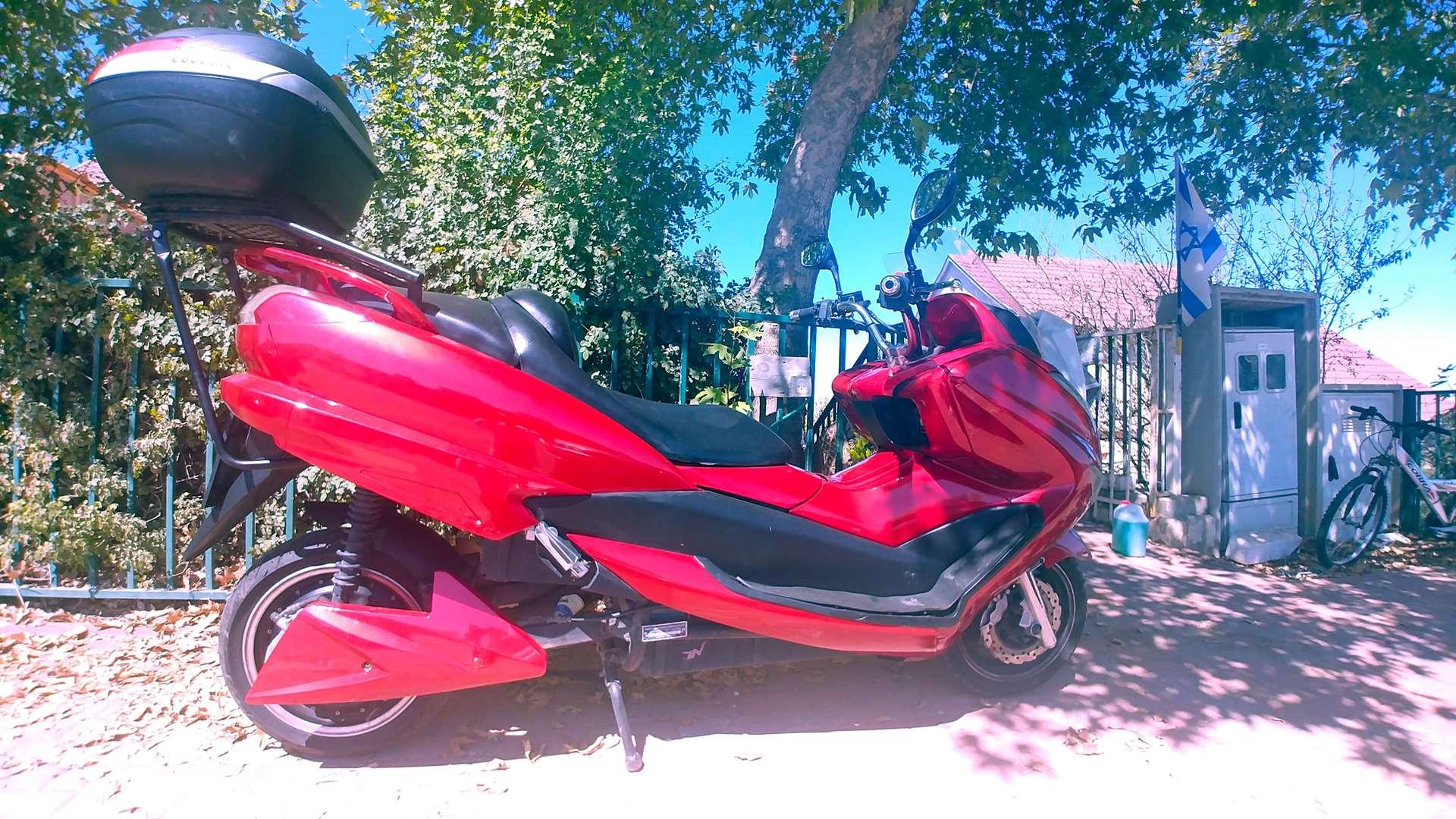 בליץ מוטורס - קטנועים חשמליים  בל...