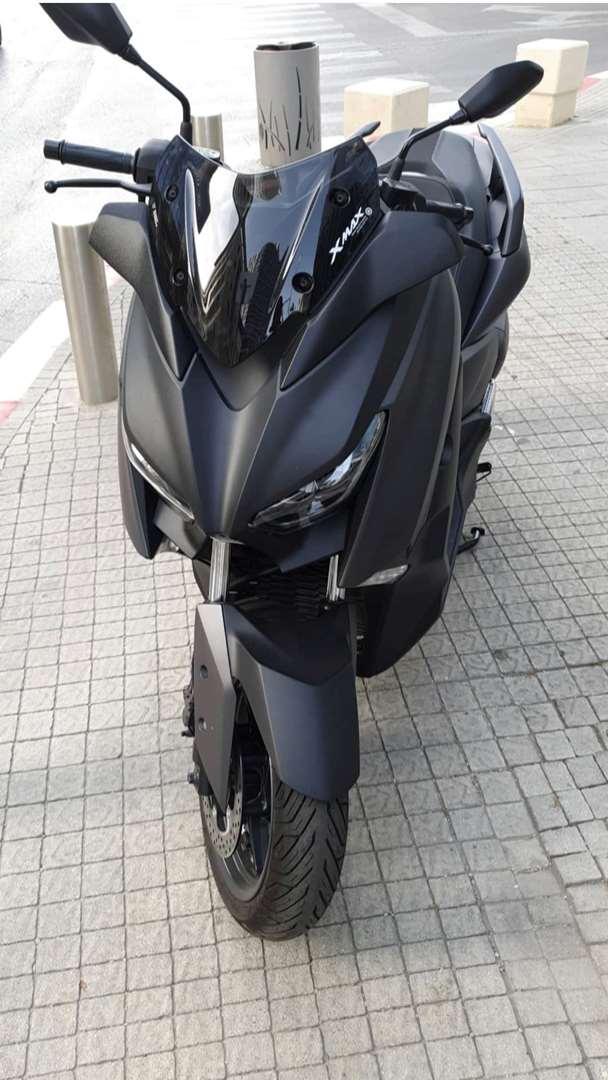 ימאהה X-Max 125 Black