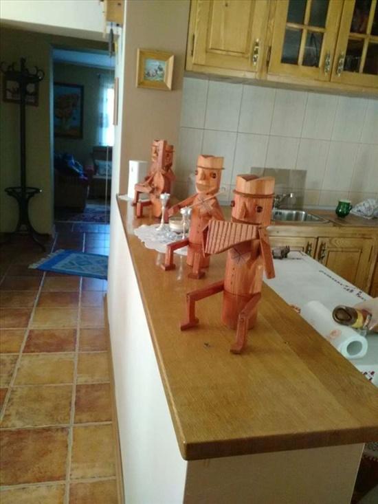 מטבח בתוך הבית