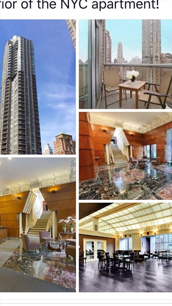 .Apt 2 Rooms In United states -  Manhattanדירה  2 חדרים בארצות הברית  - ני...