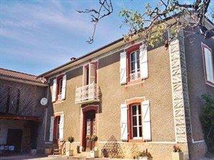 בית פרטי להשכרה 4 חדרים ב Montrejeau, פרינאים אזור לורד