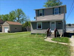 בית פרטי להשכרה 3 חדרים ב Eastlake (Cleveland)