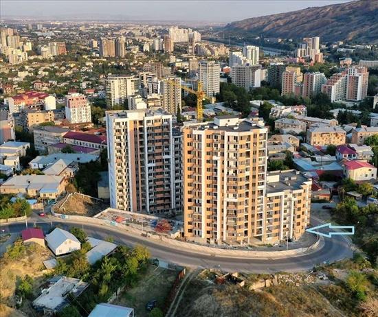 .Apt 2 Rooms In Georgia -  Tbilisiדירה  2 חדרים בגאורגיה  - טביליסי