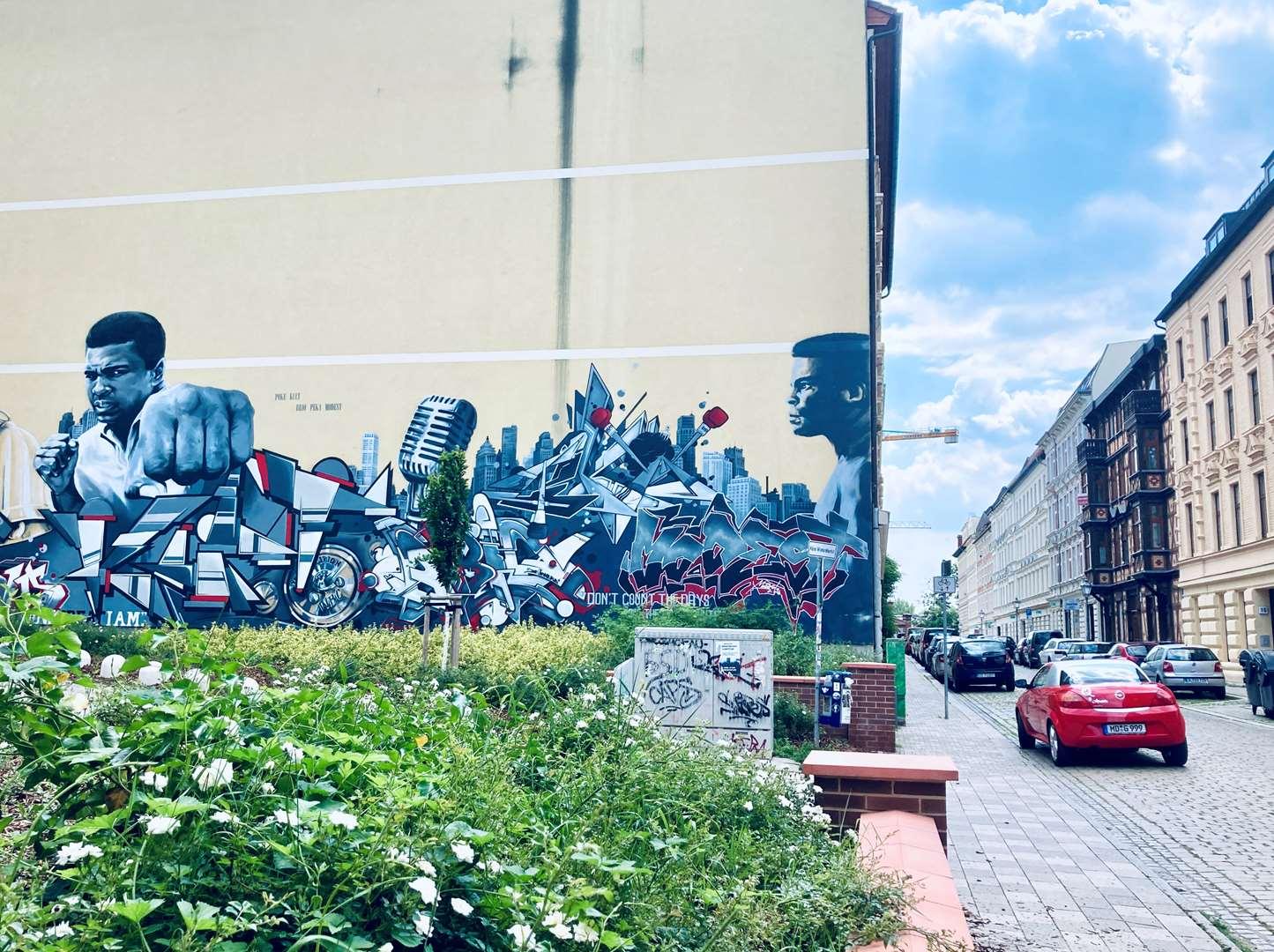 דירה להשכרה 1 חדרים ב Magdeburg-Buckau