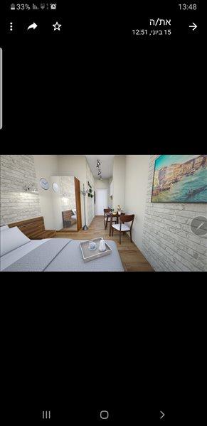 דירה להשכרה 2 חדרים ב אדגירה