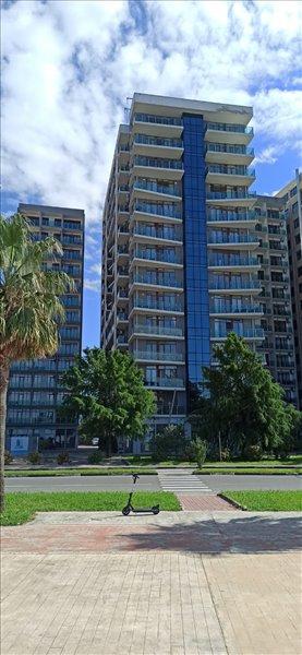 יחידת דיור להשכרה 2 חדרים ב Aqua Batumi Hotel & Apartments