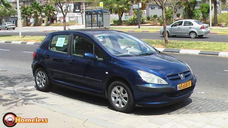 פיג'ו  307