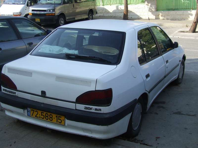 פיג'ו  306