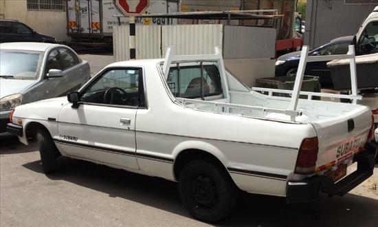 סובארו 1600 1991 יד  3