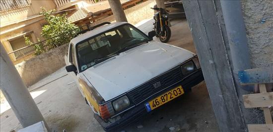 סובארו 1600 1991 יד  9