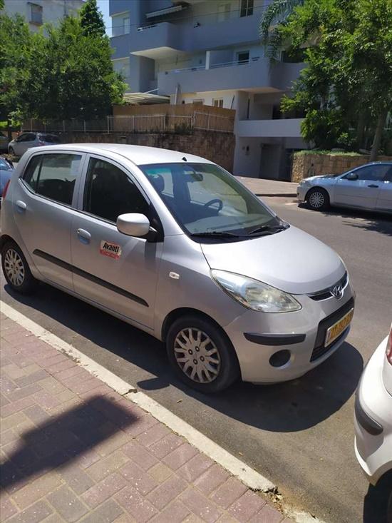 יונדאי i10 2010 יד  1