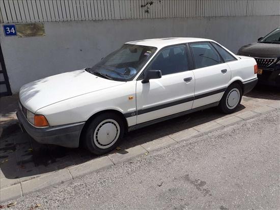 אאודי 80 1990 יד  2