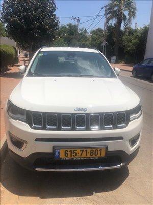 ג'יפ / Jeep  ג'יפ / Jeep  2019 יד2