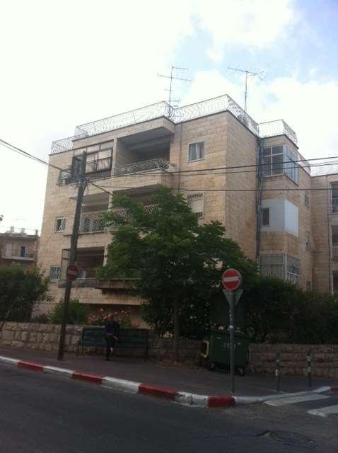 דירה, 3 חדרים, המעפילים, ירושלים