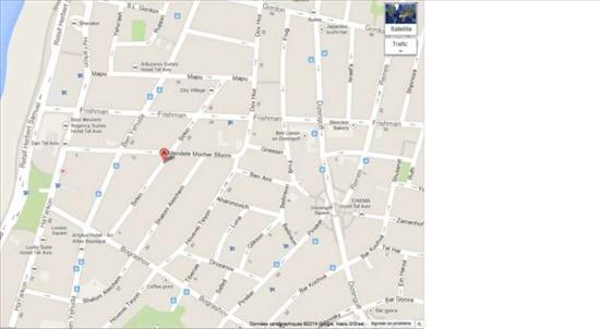 חניה להשכרה 1 חדרים בתל אביב יפו sirkin street 24