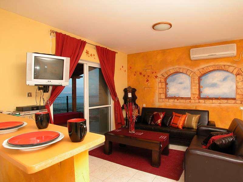 דירת גן, 3 חדרים, נוף הבשן, צפת