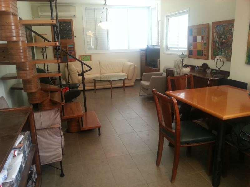 דופלקס, 3 חדרים, פיארברג, תל אבי...