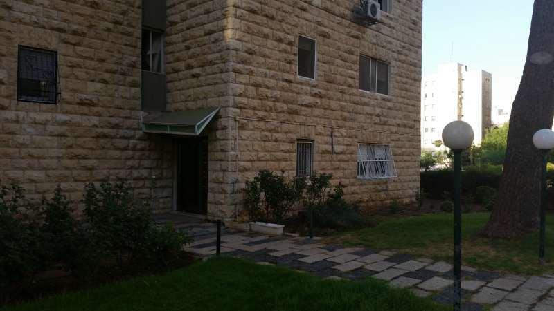 דירה, 4 חדרים, אצל, ירושלים