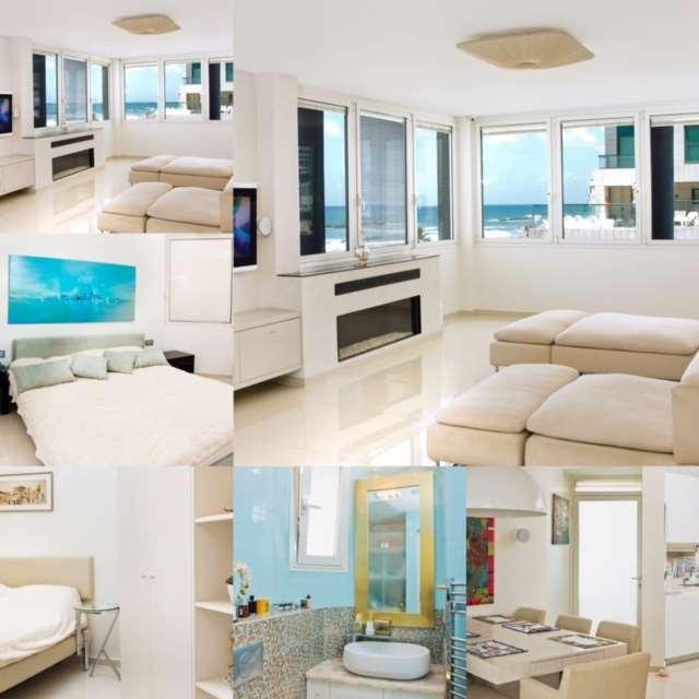 דירה, 3 חדרים, הרברט סמואל, תל א...