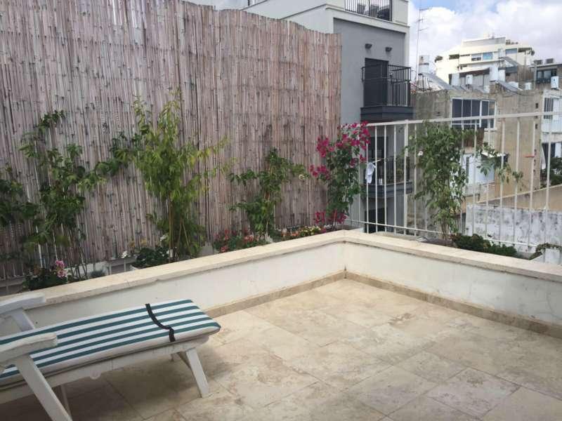 תמונה 2 ,דירת גג 4 חדרים עמוס הצפון הישן תל אביב יפו
