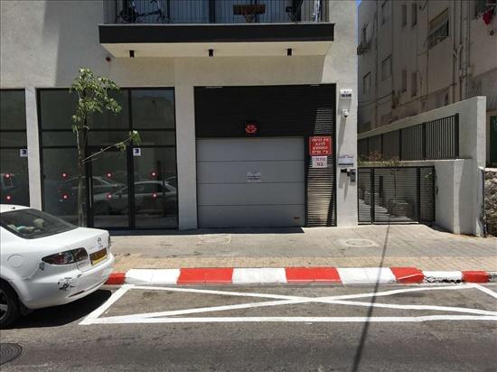 חניה להשכרה 1 חדרים בתל אביב יפו י.ל. פרץ