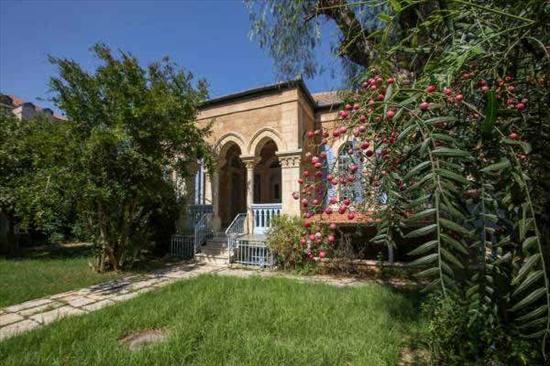 בית פרטי להשכרה 1 חדרים בירושלים רות