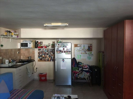 יחידת דיור להשכרה 1.5 חדרים בראשון לציון הסנפיר נווה ים